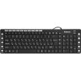 Проводная мультимедийная клавиатура Defender OfficeMate ММ-810