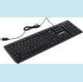 Проводная мультимедийная клавиатура Defender OfficeMate SМ-820